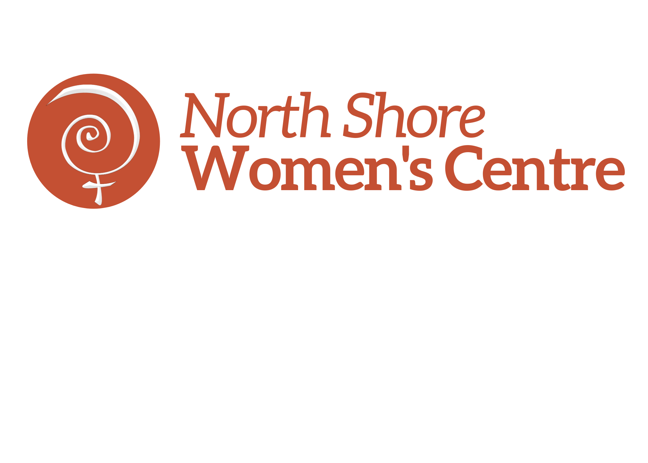 Logo North Shore Womens Centre