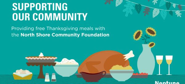 Thanksgiving Meals with North Shore Community Foundation
